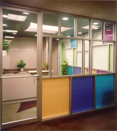 Booz Allen Hamilton Local Offices, Heritage Plaza