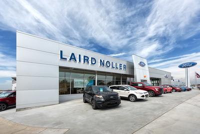 Laird Noller Ford Dealership Addition & Renovation