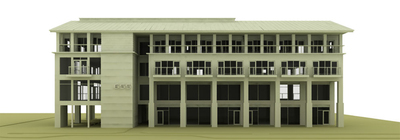 Beachway Mixed Use Building