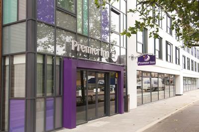 Premier Inn, Richmond, London