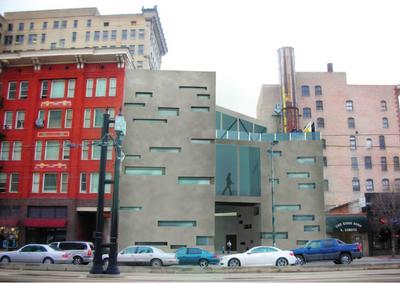 Utah College of Architecture + Planning Satellite