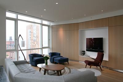 High End Apartment Renovation - Tribeca Penthouse