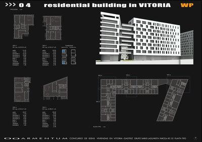 Residential Building in Vitoria