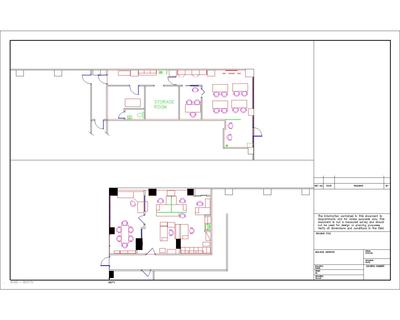 Layout Floor plan
