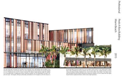Louver Building