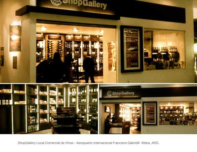 2012 ShopGallery Wine Shop