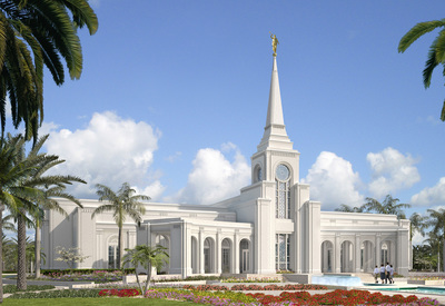 LDS Temple - Fort Lauderdale, Florida