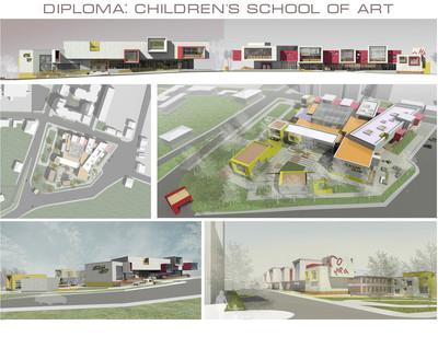 Diploma_Children School of Art