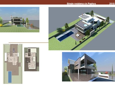 residential and resort projects