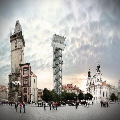 Temporary Watchtower