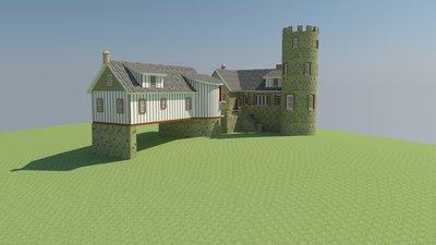 Cloke Residence at Hillig Castle