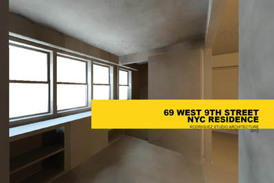 69 West 9th street NYC Residence
