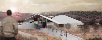 Under One Roof - Bioclimatic European School in Crete