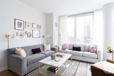 Lincoln Center Apartment