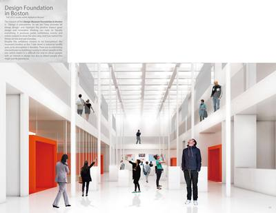 Design Museum Foundation in Boston