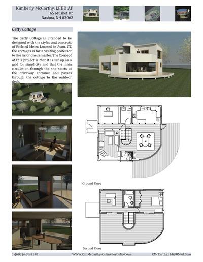 Getty Cottage