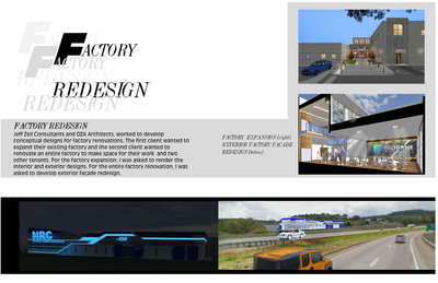 Factory Redesigns