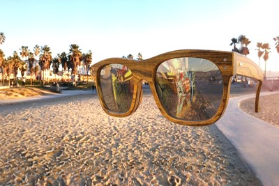Bent Plywood Eyewear