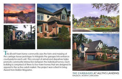 MULTI FAMILY- THE CARRIAGES AT ALLEN'S LANDING
