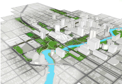 Green Link- Downtown Fort Lauderdale Master Plan