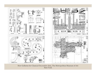 Classical Decorative Arts Galleries, The Metropolitan Museum of Art