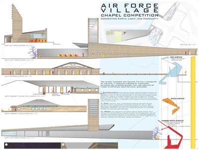 Air Force Village Chapel Competition