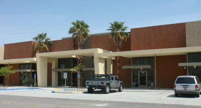 Palm Springs 11 unit Commercial Building