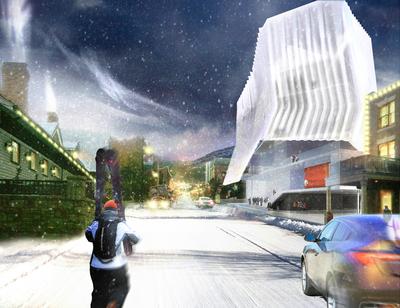 KIMBALL CLOUD | A Light and Airy Renovation of the Kimball Art Center