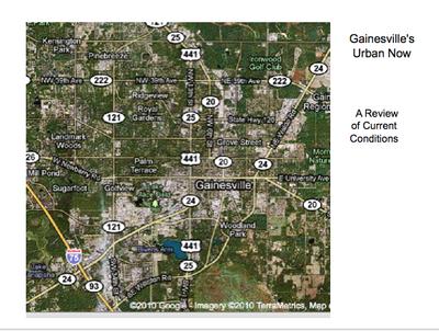 'Gainesville's Urban Now' a photo-essay