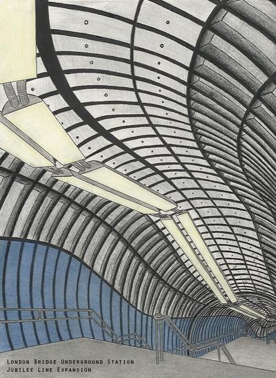 London Bridge Underground Station