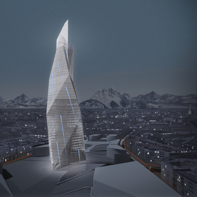 Evolo Skyscraper