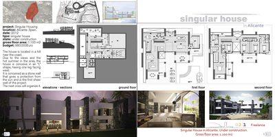 Singular House - Aguas