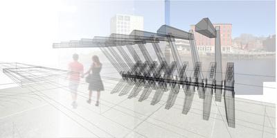 Lens of the City: Shaping Precast Concrete