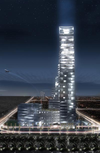 Dallah Albaraka Complex- Jeddah, Saudi Arabia