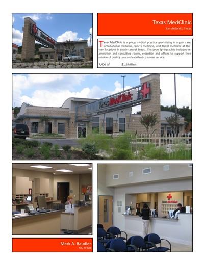 Texas MedClinic - Stoelzer