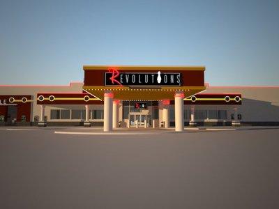 Revolutions Entertainment Center