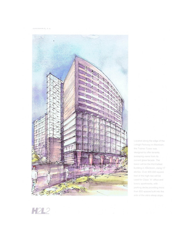H2L2 (Feasibility Study) Trainer Tower, Allentown, PA