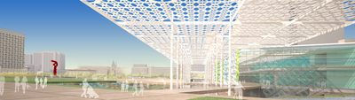 San Antonio Convention Center Expansion, Study – San Antonio, TX