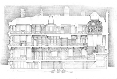 Ames-Webster Mansion Restoration / Hamady Architects