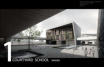 COURTYARD SCHOOL --NINGBO