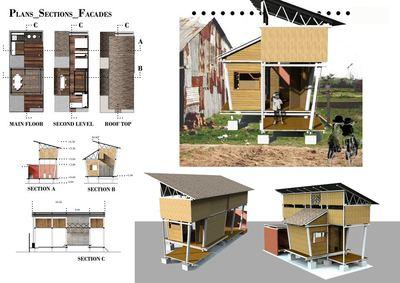 Cambodian Sustainable Housing