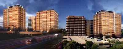 The Met Building - Irvine CA