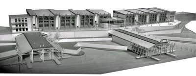 Willamette Market District (Model)