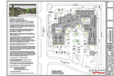 TRACT A1A ASSISTED LIVING CENTER