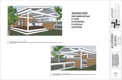 Sacramento Deck Design Set