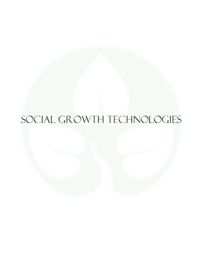 Social Growth Technologies Office Re-Design