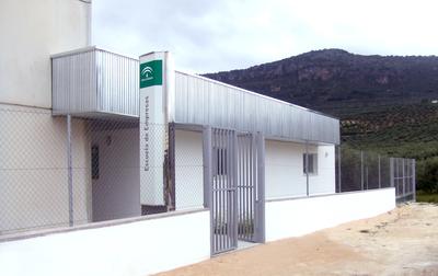 Business School in Castillo de Locubín, Jaén.