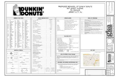 Dunkin' Donuts in Jersey City, NJ