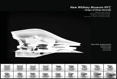 New whitney Museum NYC