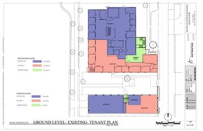 231 West Tenant Improvement